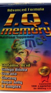 I.Q. memory