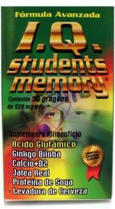 I.Q Students memory